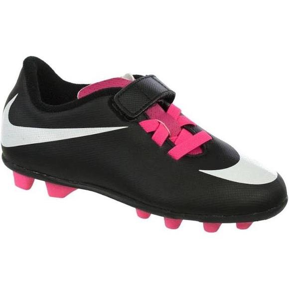 Nike Bravata Fgr Velcro Soccer Cleats